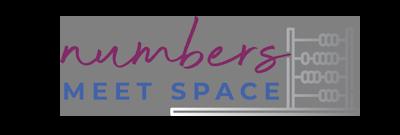 Numbers meet space - Rosa Rugani